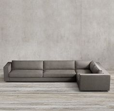 Maddox Upholstered Left-arm L-sectional