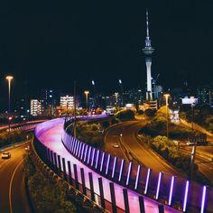 Get those tripods and kit lens ready! City Photography, Amazing Photography, New Zealand Travel Guide, New Zealand Landscape, Auckland New Zealand, Travel Illustration, City Aesthetic, Urban Life, Instagram Worthy
