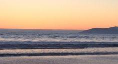 Sunset at Pismo Beach, CA