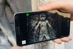 ETH zurich app transforms android smartphones into 3D scanners