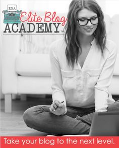 As a small business owner, I have invested in taking Elite Blog Academy course. It has been a complete game changer. Whether you're a big business owner or have a small blog, this course is for you! My business is all about helping bloggers, and this course helps me get the job done and done well.