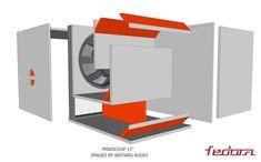 Miniscoop Speaker Plans 15 Inch - Full Bass 15 Subwoofer Box, Subwoofer Box Design, Speaker Box Design, Sub Box Design, Music Mixer, Turbine Engine, Speaker Plans, Diy Speakers, Circuit Diagram