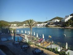 @gethro001 - #ForAnyone. My favourite place to stayin Spain  is Cala Llonga in Ibiza
