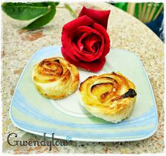 Rosas de Manzana - Tarta de Manzana