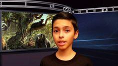 DVD Review: The Jungle Book (DVD/Blu-ray/Digital) by KIDS FIRST! Film Critic Ryan R. #KIDSFIRST! #TheJungleBook