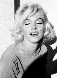 you're too adorable, marylin.