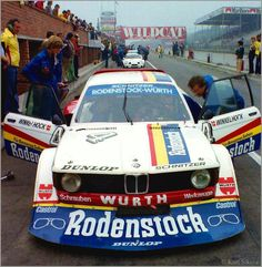 March 11, 1979 - DRM Zolder Manfred Winkelhock's 320i Turbo finished in fourth place. Race details