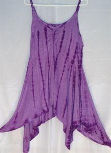 $24.00 Boho clothing, purple flowing top.Hippy Clothing   Bongs Australia