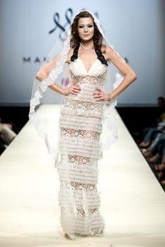 Makny Mrta Fashion Show Fashion Show, Formal Dresses, Dresses For Formal, Formal Gowns, Formal Dress, Gowns, Formal Wear