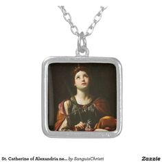St. Catherine of Alexandria necklace