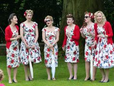 The fabulous Tootsie Rollers. Aynho Fete. 12-June 2016. It Was a 'Right Royal Do!'. (Thanks James Love, Charlton for the image)