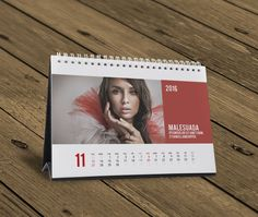 Desk table calendar 2016 design template KB210-W11-4                                                                                                                                                                                 More