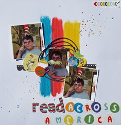 Read+Across+America - Scrapbook.com