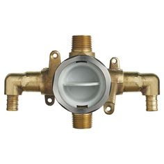 American Standard Flash ID Copper Sweat x OD Copper Sweat Brass Shower Valve at Lowe's. Designed for fast and efficient installation, the Flash Shower Rough-in Valve provides flexibility for every situation. The rough-in valve features a flat Shower Diverter, Shower Valve, Shower Tub, Plumbing Valves, Pex Tubing, Wall Installation, American Standard, The Expanse, Make It Simple