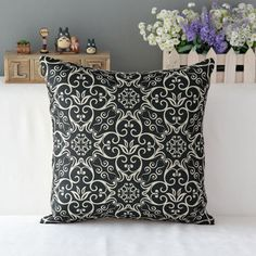 Home Textile Cushion Cover Hospitable 45x45cm Happy Easter Eggs Rabbit Throw Pillow Case Decorative Pillows Cover For Sofa Seat Cushion Cover Wedding Decoration Strong Packing