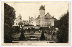 O2051 Schloß Basedow, gel. 1918