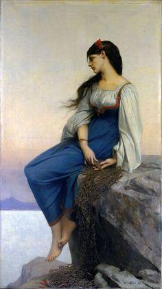 Jules Joseph Lefebvre - Graziella (1878) - Arti e bagagli