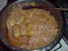 Macedonian Food, Cuisine and Recipes: Sarma