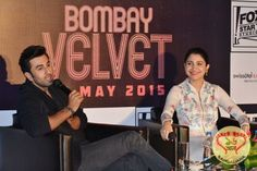 Bollywood Hero Ranbir Kapoor and Actress Anushka Sharma visit Kolkata to promote their Upcoming Bollywood Hindi Film 'Bombay Velvet'  Read more: http://sholoanabangaliana.in/blog/2015/05/09/bollywood-hero-ranbir-kapoor-and-actress-anushka-sharma-visit-kolkata-to-promote-their-upcoming-bollywood-hindi-film-bombay-velvet/#ixzz3ZdYVGFUq