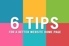 Here are some things you can do to ensure that your #website #homepage makes a user want to stick around. #WebDesign