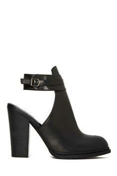 Shoe Cult Montana Bootie - Black