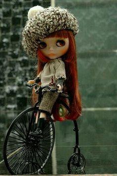Blythe-Bici(Vintage )