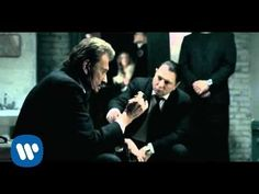 Johnny Hallyday - Que Restera-T-Il [Clip Officiel]