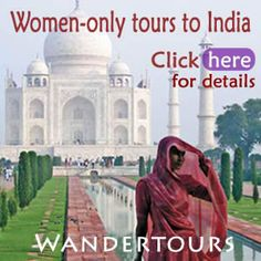 India travel tips from Wanderlust and Lipstick