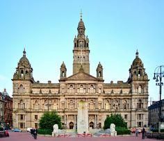 'Glasgow City Chambers' - George Square, Scotland