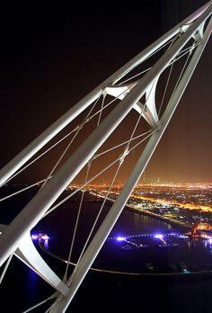 Dubai by Night - From The Burj al Arab