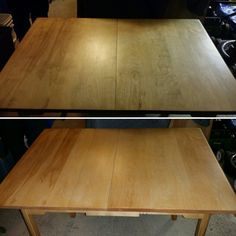 Restoration of a pine table & chair set Table And Chairs, Dining Table, Pine Table, Restoration, Furniture, Home Decor, Homemade Home Decor, Dinning Table Set, Home Furnishings
