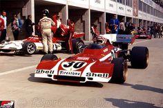 Ferrari 312B2 1972, Clay Regazzoni