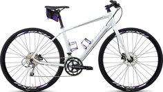 Specialized Vita Elite Disc EQ Womens Hybrid Road Bike 2014 The Specialized Vita Elite Disc EQ Womens Hybrid Road Bike 2014. I love this bike!