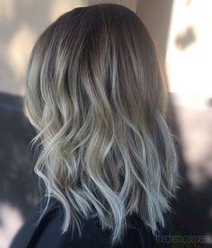 10 Schicke Alltags-Frisuren für mittellange Haare //  #AlltagsFrisuren #für #Haare #mittellange #Schicke