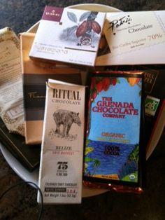 Around the World with Chocolate