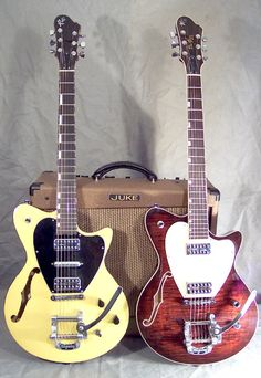 Koll Duo Glide Guitars