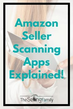 Amazon Seller Apps Explained!