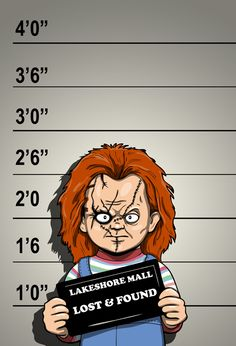 Chucky - The Usual Suspects החשוד המיידי Horror Icons, Horror Films, Childs Play Chucky, Horror Artwork, Horror Movie Characters, Creation Art, Arte Horror, Halloween Horror, Scary Movies