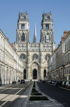 St. Croix Cathedral, Orleans, France
