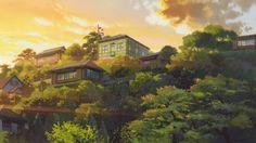 Umi Matsuzaki es una chica de instituto que cuida a sus dos hermanos y, en ausencia de su madre, administra un albergue de estilo occidental, el Coquelicot Manor, cercano al mar. La chica compagina tranquilamente sus responsabilidades con su vida escolar junto a Shun Kazama, miembro del club de periodismo, y Shiro Mizunuma, presidente del consejo de estudiantes., La colina de las amapolas HD