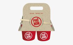vietnamese food packaging - Google Search