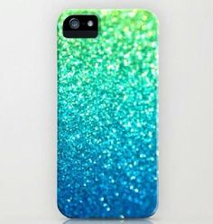 Glitter Ombre iphone case... If I ever got an iPhone I would totally buy this case!!!