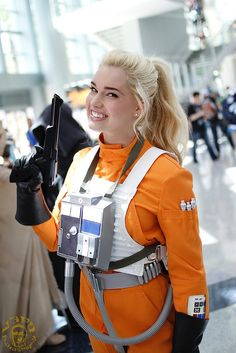 Funny And Awesome Cosplay Of The Week - Star Wars Costumes - Latest Star Wars Costumes - Star Wars Costumes, Cool Costumes, Nerd Costumes, 50s Costume, Vampire Costumes, Hippie Costume, Amazing Cosplay, Best Cosplay, Cosplay Outfits