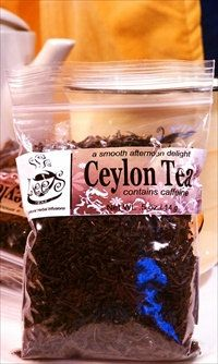 Organic Teas - Premium Fair Trade Ceylon Black Tea by LeesTeas, $5.00