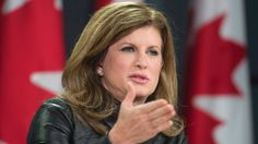 Rona Ambrose... For every one thing she says that makes sense, ten more things make me roll my eyes at her bullshit. This is a response to the bullshit of Montreal mayor Coderre about pipelines from Alberta not being a benefit for Quebec.