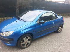 Auto usate LOMBARDIA COMO PEUGEOT 206 Cabrio Benzina anno 2001 103000 km - 3794051 - Secondamano.it