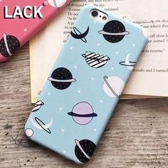 Cartoon Airship Stars Frosted Case For iphone 5 5S 6 6S Plus #iphone6spluscase, #iphone5s