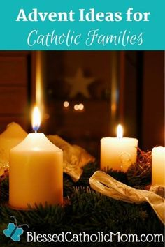 If you are looking for some easy and meaningful weekly Advent ideas for Catholic families, look no further. You can use these ideas for your family or for just yourself. #CatholicAdvent #Advent… More Prayer Of Praise, Praise And Worship Songs, Freedom In Christ, Life Of Christ, Catholic Marriage, Catholic Prayers, Advent Prayers, Divine Mercy Chaplet, The Good Catholic