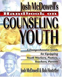 Handbook on Counseling Youth: A Comprehensive Guide for Equipping Youth Workers, Pastors, Teachers, Parents by Josh McDowell et al., http://www.amazon.com/dp/B000H2MKMW/ref=cm_sw_r_pi_dp_c7MPtb183EV3P