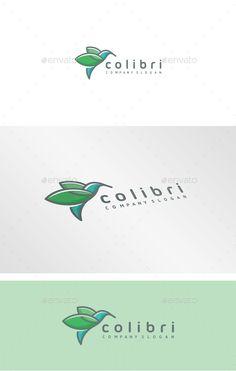 Bird Logo: Animal Logo Design Template by mouze_art. Best Logo Design, Branding Design, Graphic Design, Logo Design Template, Logo Templates, Logos Photography, Logos Vintage, Book Care, Logos Ideas